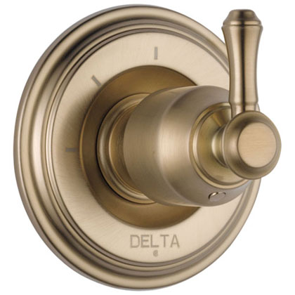 Shower Diverter Valve and Control