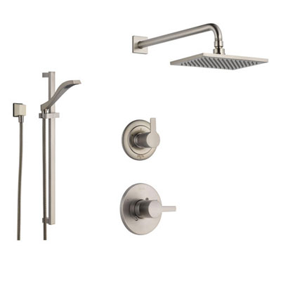 Stainless Steel Shower Systems