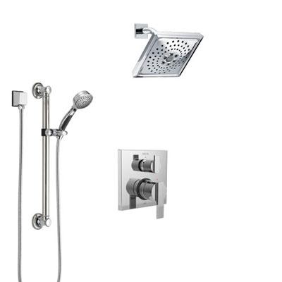 Chrome Shower Systems