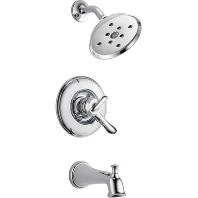 Tub and Shower Faucet Combinations