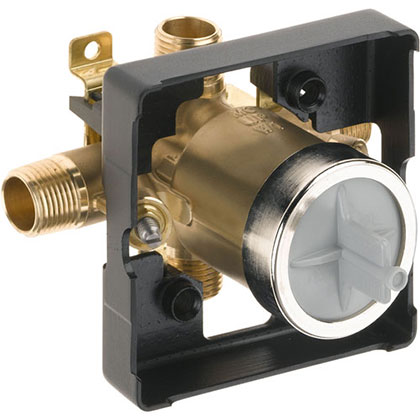 Delta R10000-UNWS Shower Tub Combo Valve with Stops