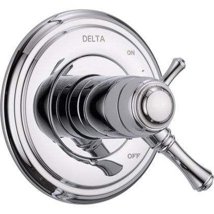 Delta Cassidy Collection Shower Faucet Control Valve Handles