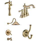 Delta Cassidy Collection Faucets and Fixtures: Complete Guide
