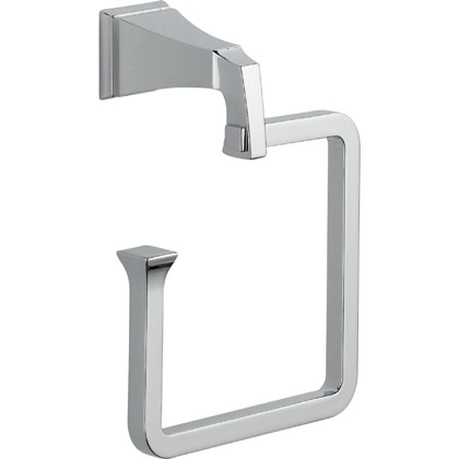 Delta Dryden Collection Chrome Open Towel Ring