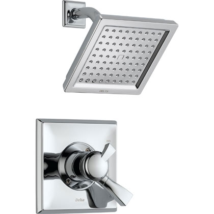 Delta Dryden Collection Chrome Shower Only Faucet