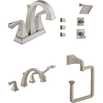 Delta Dryden Collection Faucets and Fixtures: Complete Guide