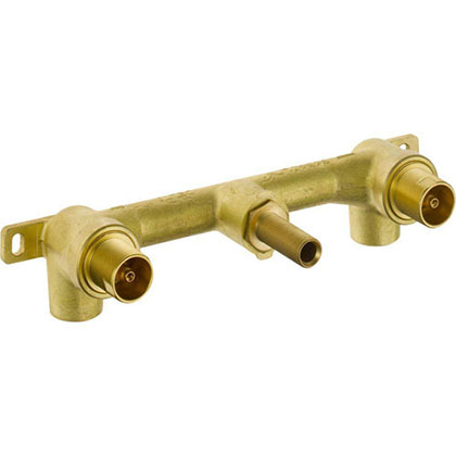 Delta Freestanding Tub Faucet Wall Mount Rough-in Valve