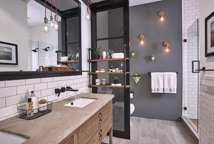 Delta Pivotal Collection Matte Black Wall Mount Lavatory Bathroom Sink Faucet
