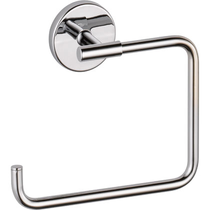 Delta Trinsic Collection Chrome Towel Ring