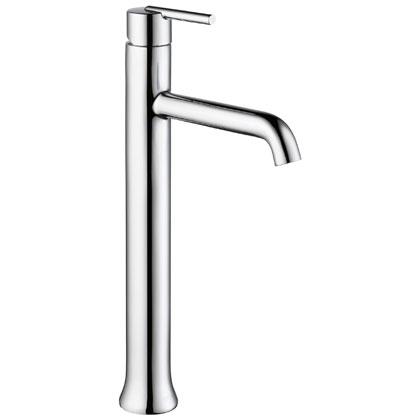 Delta Trinsic Collection Chrome Vessel Sink Bathroom Faucet
