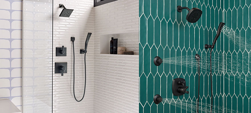 The Best Guide to Delta Matte Black Shower Systems