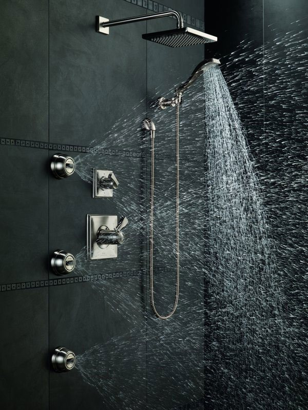 Custom Delta Shower System