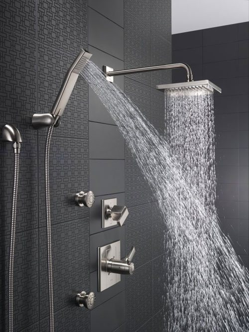 Full Custom Shower Systems