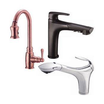 How to install a Kitchen Faucet with Pull-Down Sprayer: Video Guide