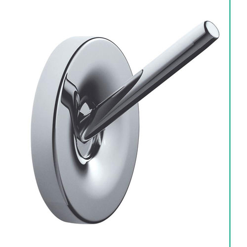 Axor Starck Single Robe Hook in Chrome 173641