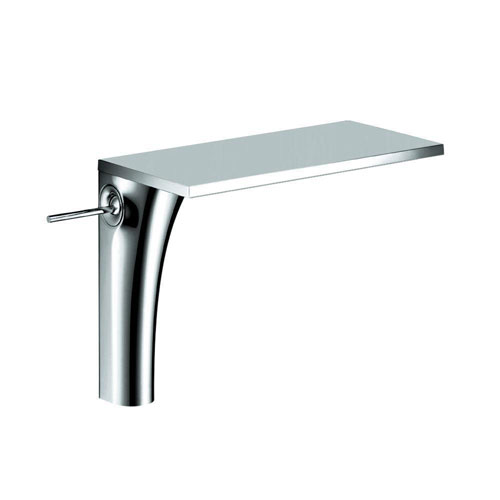 Axor Massaud Single Hole 1-Handle Bathroom Faucet in Chrome 271093