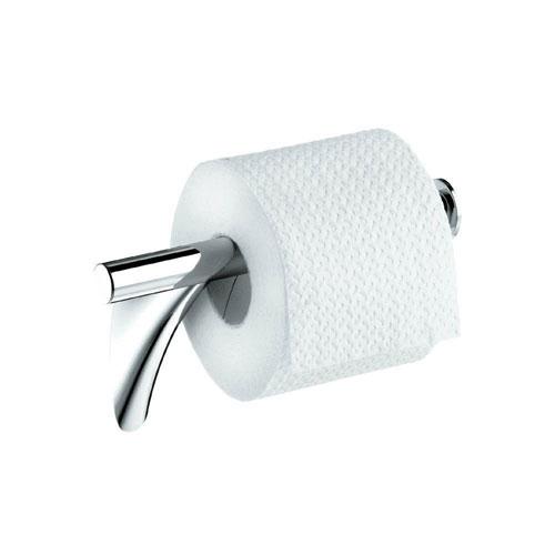 Axor Massaud Double Post Toilet Paper Holder in Chrome 271121