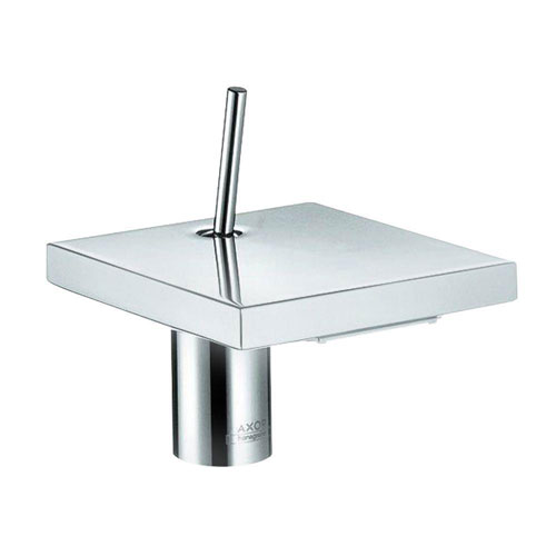 Axor Starck X Single Hole 1-Handle Bathroom Faucet in Chrome 392525