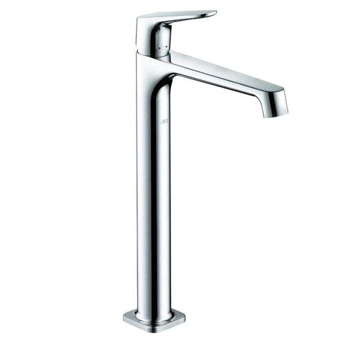 Axor Citterio M Single Hole 1-Handle High Arc Bathroom Faucet in Chrome 412325