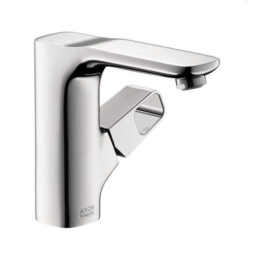 Axor Urquiola Single Hole 1-Handle Bathroom Faucet in Chrome 575797