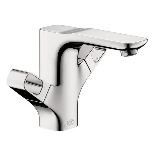 Axor Urquiola Single Hole 2-Handle Bathroom Faucet in Chrome 575802