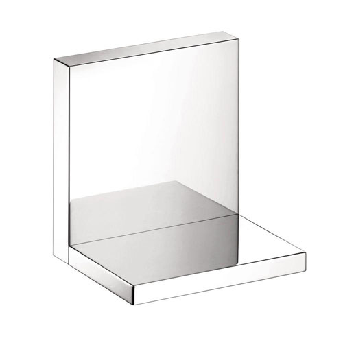 Axor Starck 5 inch W Wall-Mount Short Shelf in Chrome 576128
