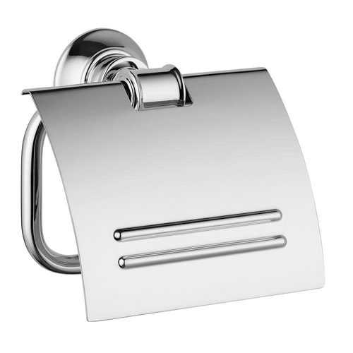 Axor Montreux Single Post Toilet Paper Holder in Chrome 633947