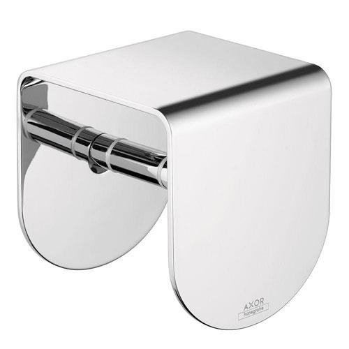Axor Urquiola Single Post Toilet Paper Holder in Chrome 634012