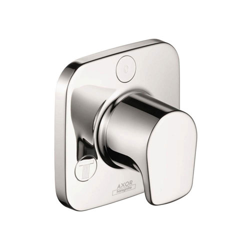 Axor Bouroullec 1-Handle Trio/Quattro Diverter Valve Trim Kit in Chrome (Valve Not Included) 683690