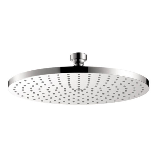 Axor Downpour Air 1-Spray 10 inch RainAir Showerhead in Chrome 710941