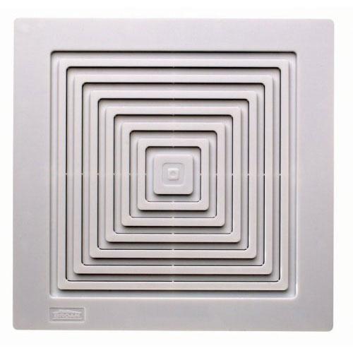 Broan 671 White 70 Cfm Ceiling Or Wall Mount Bathroom Ventilation Exha