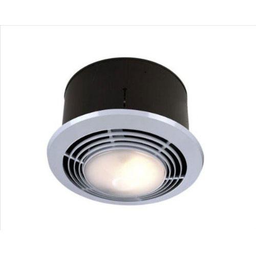 Nutone 9093WH Heat-A-Ventlite 1500-Watt Heater with Ventilator Fan and Light