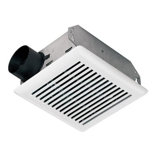 Nutone 696N White 50CFM Standard UL Listed Bathroom Ventilation Exhaust Fan