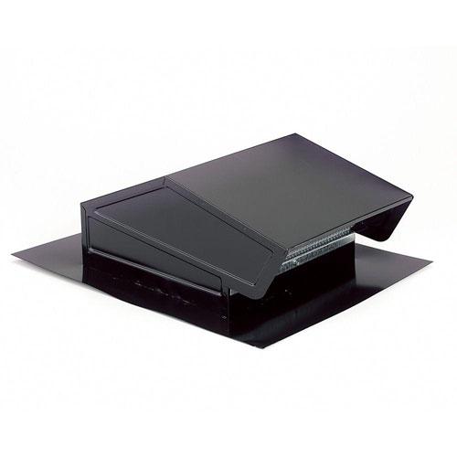 Broan-Nutone 6 inch Roof Cap in Black 686283