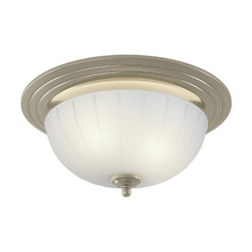Nutone Decorative Chrome 100 Cfm Ceiling Bathroom Exhaust: NuTone 745BNNT Brushed Nickel 70 CFM Corrosion Resistant