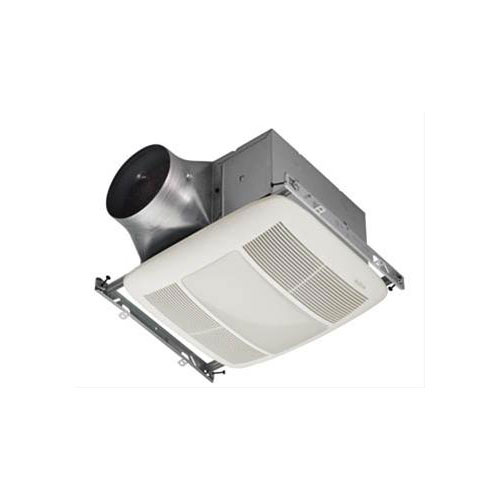 Nutone XN110L Ultra Green Energy Star Bathroom Exhaust Fan w/Light & Night Light