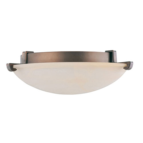 Concord Fans Oil Brushed Bronze 1 Light 150W Halogen Ceiling Fan Light Kit
