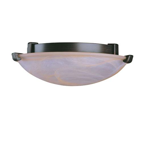 Concord Fans Oil Rubbed Bronze 1 Light 150W Halogen Ceiling Fan Light Kit