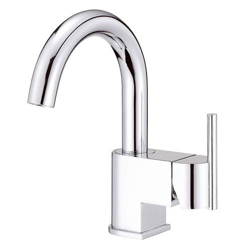 Danze Como Chrome 1 handle Centerset Bathroom Faucet w/ Touch Down Drain