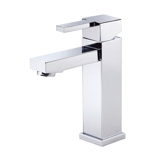 Danze Reef Chrome Single Handle Bathroom Sink Lavatory Faucet