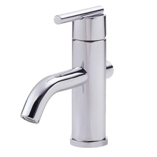 Danze Parma Chrome Single 1 Handle Centerset Bathroom Faucet w Drain