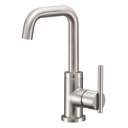 Danze Parma Brushed Nickel Single Hole 1 Handle Trimline Bathroom Faucet