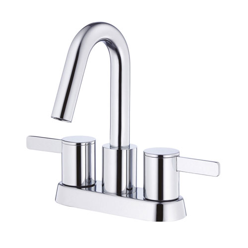 Danze Amalfi Chrome High Spout 4