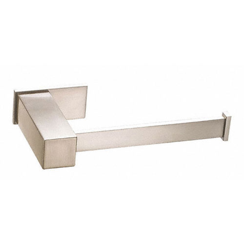Danze Sirius Modern Brushed Nickel Toilet Paper Holder / Hand Towel Bar