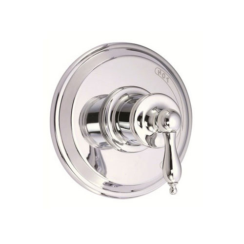 Danze Prince Chrome Single Handle Pressure Balance Shower Faucet Control INCLUDES Rough-in Valve