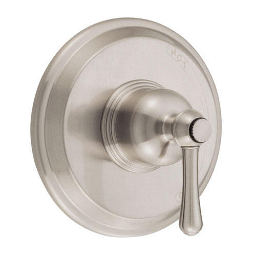 Danze Opulence Brushed Nickel Single Handle Pressure Balance Shower Control INCLUDES Rough-in Valve