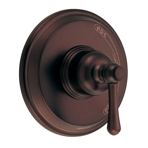 Danze Opulence Oil Rubbed Bronze Single Handle Pressure Balance Shower Control INCLUDES Rough-in Valve