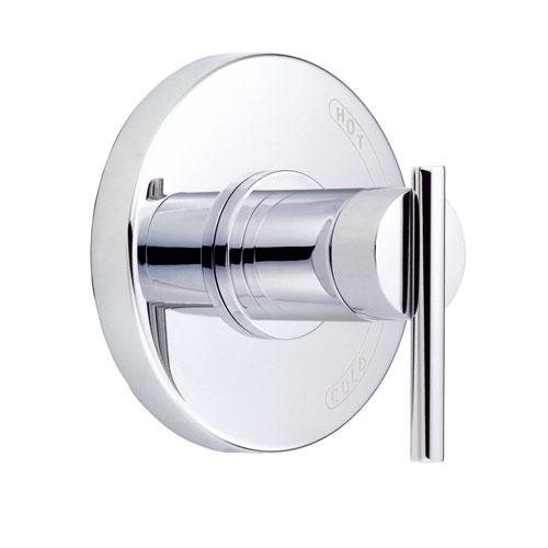 Danze Parma Chrome Modern Single Handle Shower Faucet Control INCLUDES Rough-in Valve