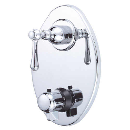 Danze Opulence Chrome Two Handle 1/2