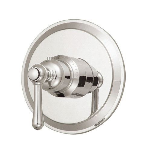 Danze Opulence Polished Nickel High-Volume Thermostatic Shower Control INCLUDES Rough-in Valve